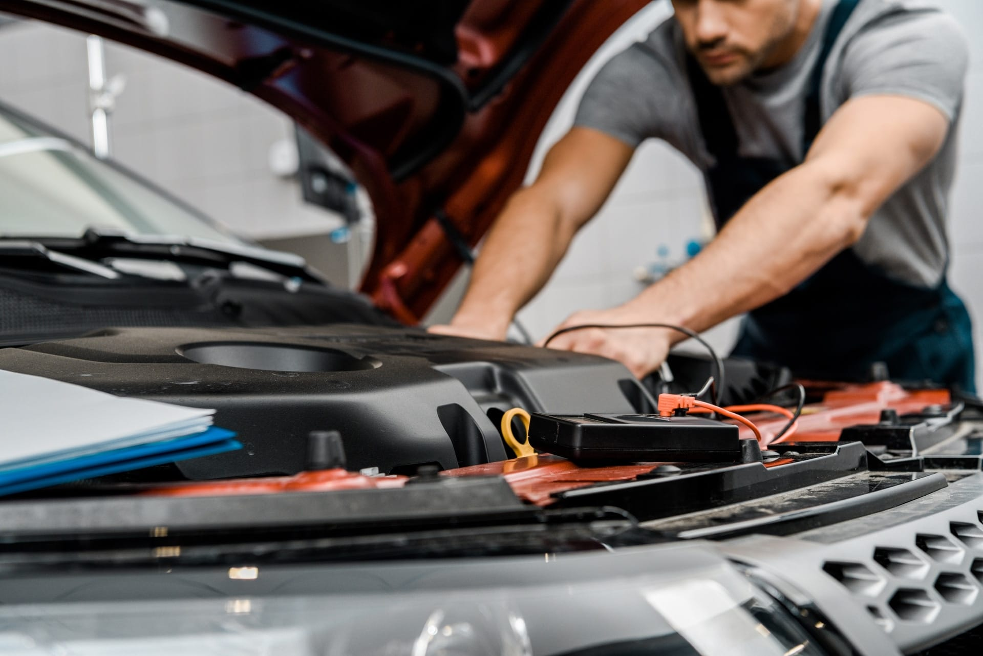 car repair wellingborough